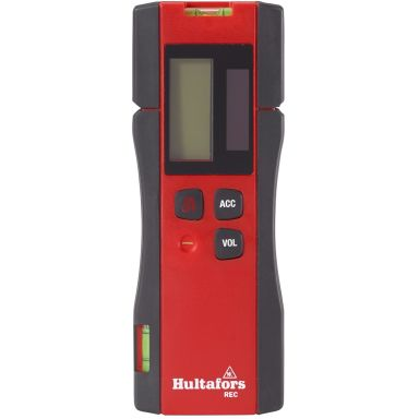Hultafors REC Lasermottagare för röd laser