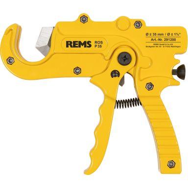REMS ROS P 35 Plaströrskap för plaströr 35 mm
