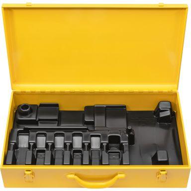 REMS 570280 R Förvaringslåda av stålplåt med fack