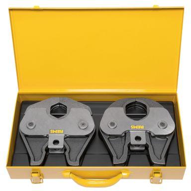 REMS 570290 R Pressbackslåda för 2 pressbackar, 42/54 mm