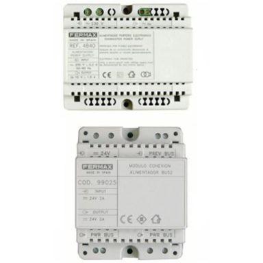 Axema 3-0202 Centralapparatutrustning audio, 1,5A
