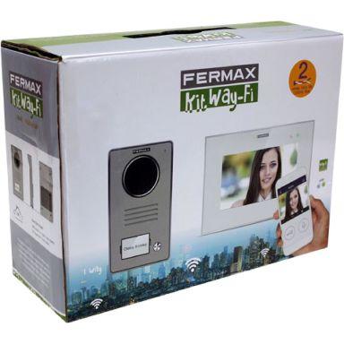 Axema Way-Fi Porttefonpaket med video