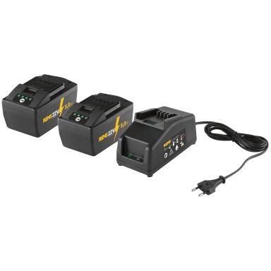 REMS 571591 R220 Laddpaket 5.0 Ah