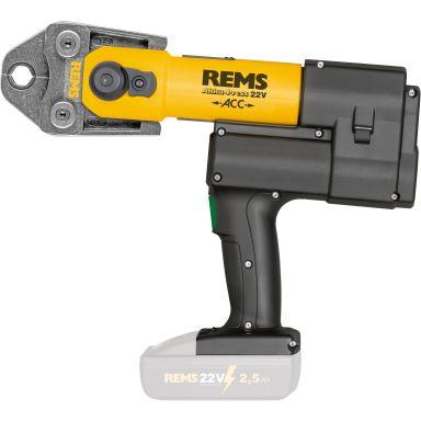 REMS Akku-Press 22 V ACC Pressmaskin utan batteri och laddare