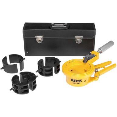 REMS Cut 110 Cu-INOX Kap- och fasverktyg 76, 87, 100, 110 mm