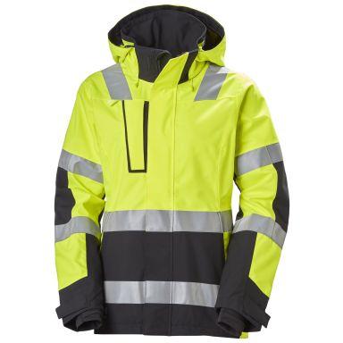 Helly Hansen Workwear Luna Takki keltainen, huomioväri