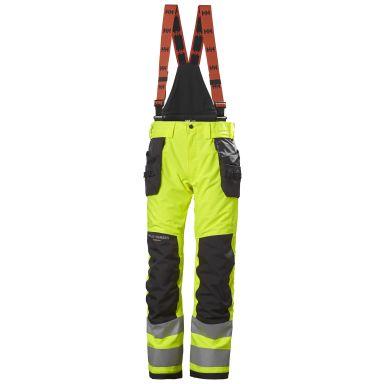 Helly Hansen Workwear Alna 2.0 Arbeidsbukse gul, varsel