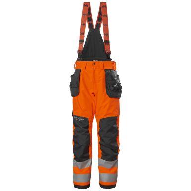 Helly Hansen Workwear Alna 2.0 Skalbyxa orange, varsel