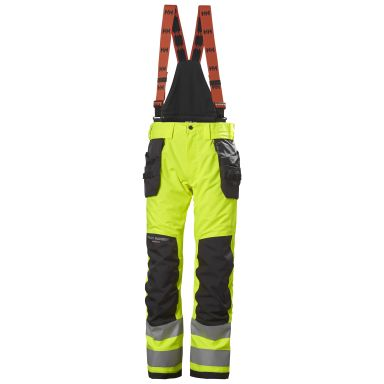 H/H Workwear Alna 2.0 Skalbyxa gul, varsel