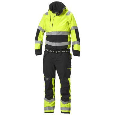 H/H Workwear Alna 2.0 Skaloverall gul, varsel