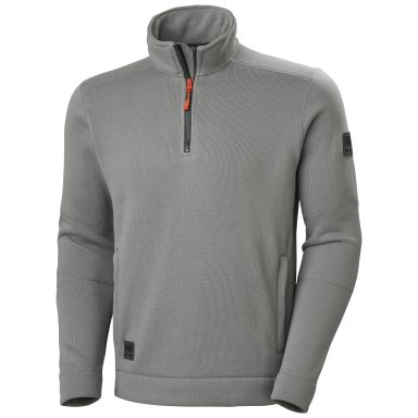 Helly Hansen Workwear Kensington Fleecejacka grå
