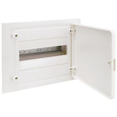 Hager VF112PS Kapsling med dörr, infälld, IP30