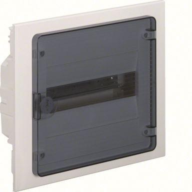 Hager VF112TS Kapsling med transparent dörr