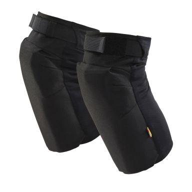 Blåkläder 406719339900M/L Knäskyddsficka typ 1, svart, par