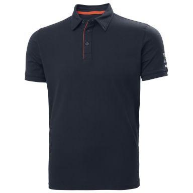 H/H Workwear Kensington Pikétröja marinblå