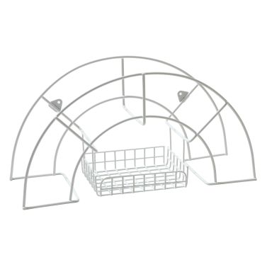 Nyby Bruk 6017-1 Slanghållare med korg