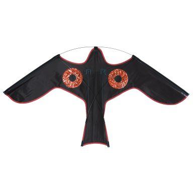 Silverline Blackbird Fågelskrämma svart