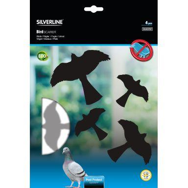 Silverline Shadow Fågelskrämma siluett