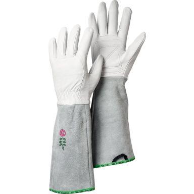 Hestra Job Garden Rose Glove Trädgårdshandske Off-White
