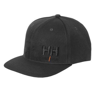 Helly Hansen Workwear Kensington Lippalakki yhden koon, musta