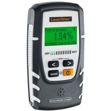 Laserliner MoistureMaster Compact Plus Fuktmätare med Bluetooth