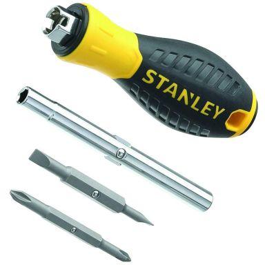 STANLEY 0-68-012 Skrutrekker med bits