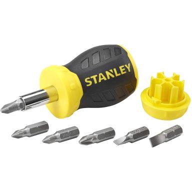 STANLEY 0-66-357 Skruvmejsel med bits, utan spärrfunktion