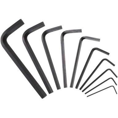 STANLEY 0-69-253 Unbrakonøkkelsett 10 deler, 1,5–10 mm
