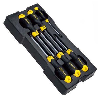 STANLEY STMT1-74182 Transmodule Skrutrekkersett 6 deler, T10-T40