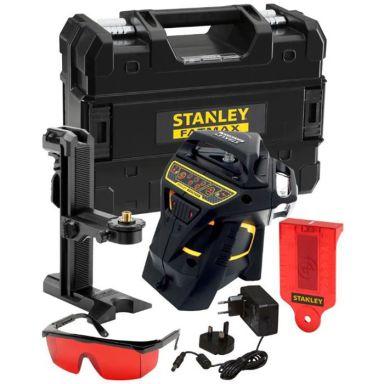 STANLEY FatMax X3R Korslaser med röd laser