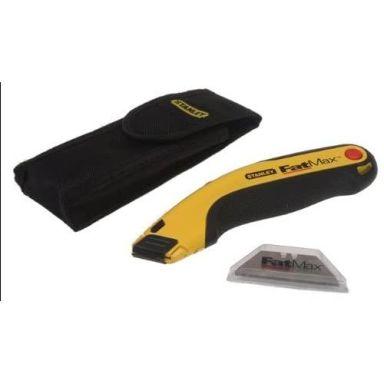 STANLEY FatMax 2-98-458 Kniv innfellbar, med hylster og 20 blad