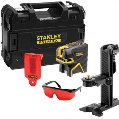 STANLEY FatMax FMHT1-77414 Korslaser med röd laser