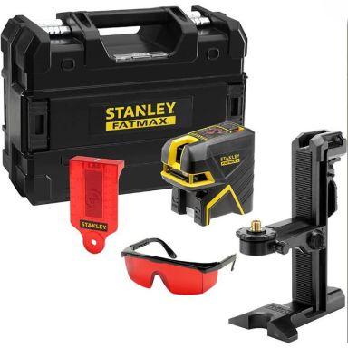 STANLEY FatMax FMHT1-77415 Korslaser med röd laser