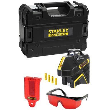 STANLEY FatMax FMHT1-77416 Korslaser med röd laser