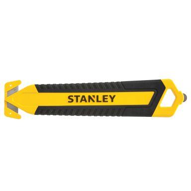 STANLEY STHT10360-1 Sikkerhetskniv toskjærs, bi-materiale, 10-pakning