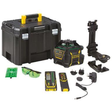 STANLEY RL750LG Rotasjonslaser med grønn laser