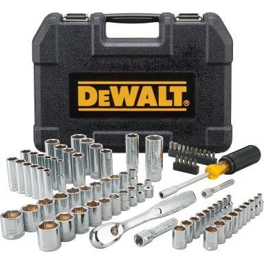 Dewalt DWMT81531-1 Hylsnyckelsats 84 delar
