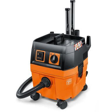 Fein Dustex 25 L Set Våt- og tørrstøvsuger med tilbehørssett