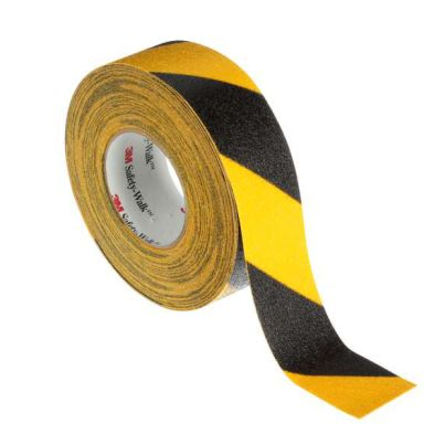 3M Safety-Walk 613 Sklisikringsteip svart/gul