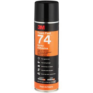 3M Foam 74 Spraylim 500 ml