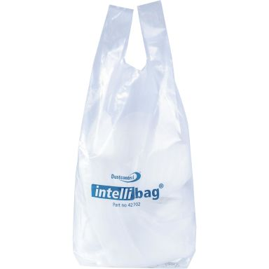 Dustcontrol 42702 Plastpose intellibag, 10-pakning