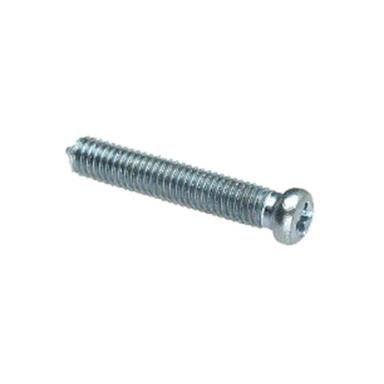 ASSA 464651800057 Cylinderskruv förzinkad
