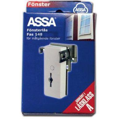 ASSA Fas 148 Fönsterlås för inåtgående fönster