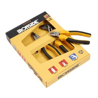 Ironside 121016 Tangsett 3 deler