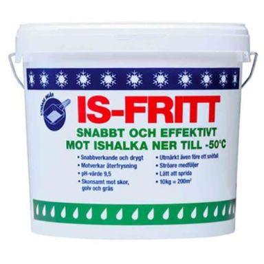 IS-FRITT 910 Issmältningsmedel 10 kg hink, med ströare