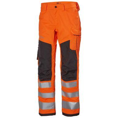 Helly Hansen Workwear Alna 2.0 Arbeidsbukse oransje, varsel