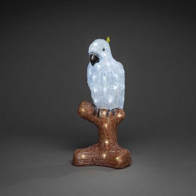 Konstsmide Papegoja Dekorationsbelysning 48 st. ljuskällor, 47 cm