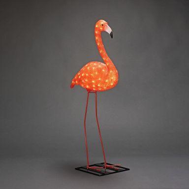 Konstsmide Flamingo Dekorationsbelysning 24 V, 1-pack