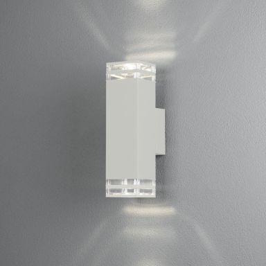Konstsmide Antares Väggarmatur 2 x GU10-sockel