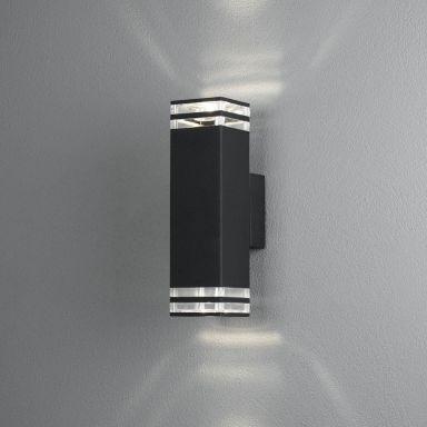 Konstsmide Antares Veggarmatur 2 x GU10-sokkel